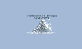 """Forskellige læsninger af Pontoppidans """"Ørneflugt"""" (1890)"""