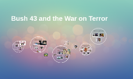 Bush 43 and the War on Terror