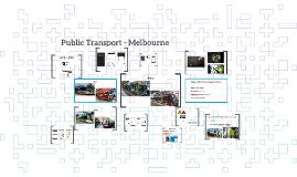 Public Transport - Melbourne