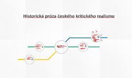 Historická próza českého kritického realismu