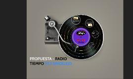 PROPUESTA - RADIO TIEMPO 97.3 SINCELEJO