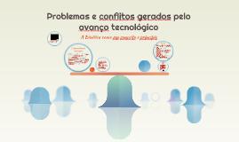 2 ano - 4 bim - aula 4 - Problemas e conflitos gerados pelo avanço tecnológico