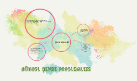 Copy of güncel çevre problemleri