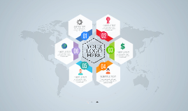 Copia de Hexagon Infographic - Free Prezi Template