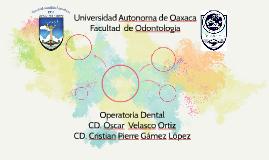 FACULTAD DE ODONTOLIGA