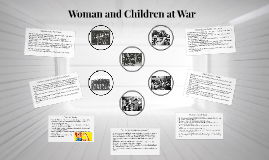 Woman and Children at War