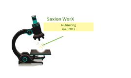 Saxion WorX nulmeting