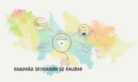 #EducaciónEsCalidad