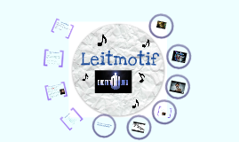Leitmotif and Doctor Who