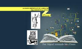 ACCIONES PREVISTAS EN EL CODIGO DE PROCEDIMIENTOS CIVILES