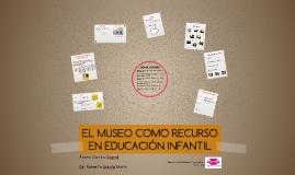 EL MUSEO COMO RECURSO EN EDUCACIÓN INFANTIL