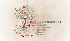 Biotina e Vitamina C