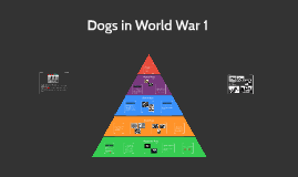 Dogs in World War 1