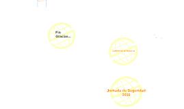 Copy of Continuidad de Negocio Jornada de Seguridad