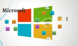 Copy of Présentation Microsoft