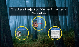 Brothers Project on Native Americans