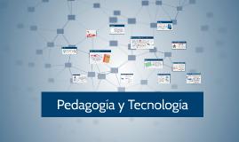 Pedagogía y Tecnología