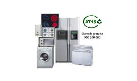 Servicio tecnico electrodomesticos y asistencia tecnica