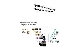 Speculativ history