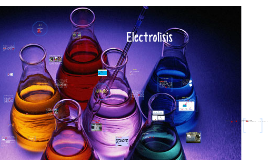 Eletrolisis