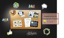 Organización de Greenpeace España