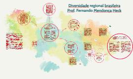 Diversidade regional brasileira