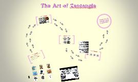 Copy of Zentangle Presentation