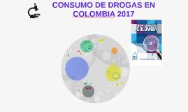 CONSUMO DE DROGAS EN COLOMBIA