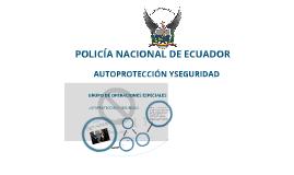 AUTOPROTECCIÓN Y SEGURIDAD CIUDADANA