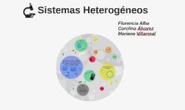 Sistemas Heterogéneos