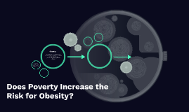 Does Poverty Increase the Risk for Obesity?