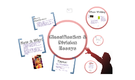 exemplification essay by samantha eaton on prezi classification essay
