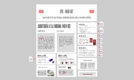INEN 187 ALIMENTOS PARA ANIMALES DE COMPAÑÍA
