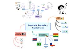 Democracia, Economía y Equidad Social