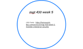 eth 125 week 4 quiz This paper of hist 405 quiz week 4 includes: (tco 3) the assertion that states the right to disobey federal law was called (points : 2) (tco 3) the waltham system (points : 2).