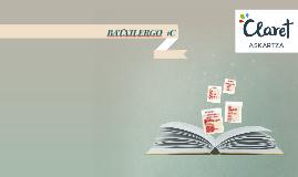 BATXILERGOA  1A