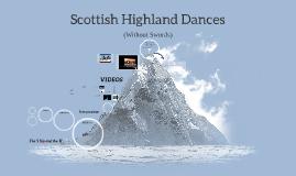 Scottish Highland Dances