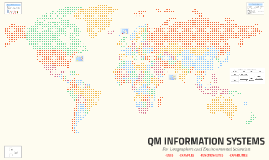 QM INFORMATION SYSTEMS