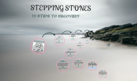 Stepping Stones-12 Steps