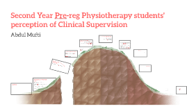 2nd Year Pre-reg Physiotherapy student perception of Clinica