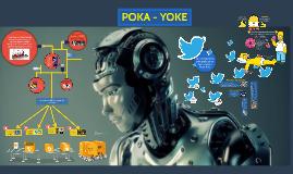 Poka-yoke es una técnica de calidad desarrollada por el inge