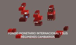 Copy of CLASIFICACIÓN DE LOS REGIMENES DE CAMBIO