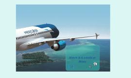 Copy of Historia de la aviación en México
