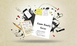 Copy of Exam ready?