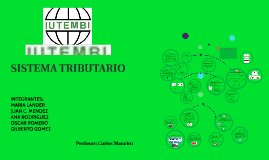 Copy of SISTEMA TRIBUTARIO
