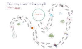 Copy of 10 ways how to keep a job