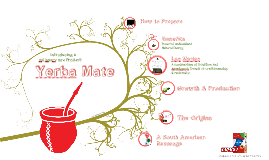 Yerba Mate Vitality