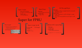 Super for FPRU