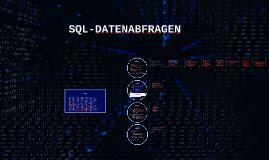 Copy of Datenbank SQL