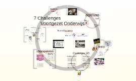 Copy of Copy of 7 Uitdagingen VO - Dag 1 - Algemeen